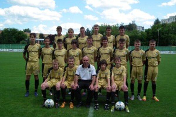 V konečnom ligovom zúčtovaní skončil A-tím starších žiakov FC Baník Horná Nitra na štvrtej priečke.