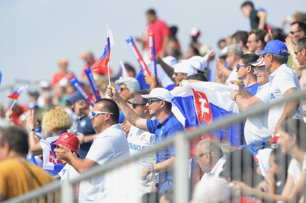 Mateja Beňuša priamo v Riu hnalo dopredu aj veľké množstvo slovenských fanúšikov.