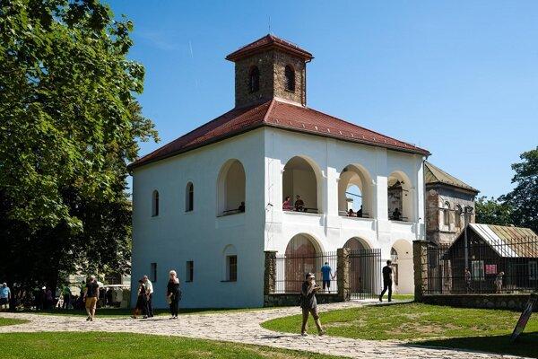 Otvorenie zrekonštruovanej kaplnky má pritiahnuť záujemcov o Budatínsky hrad.