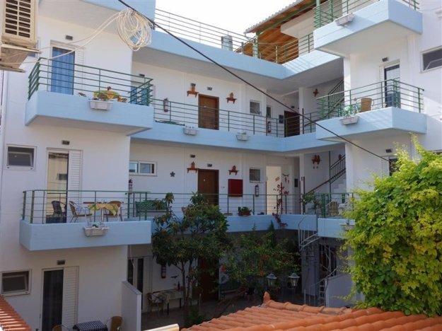 Apartmánový dom Bellos (2*), Peloponéz