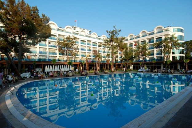 Hotel Maya World(5*), Turecko
