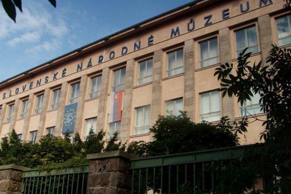 Sídlo SNM-Etnografické múzeum v Martine.