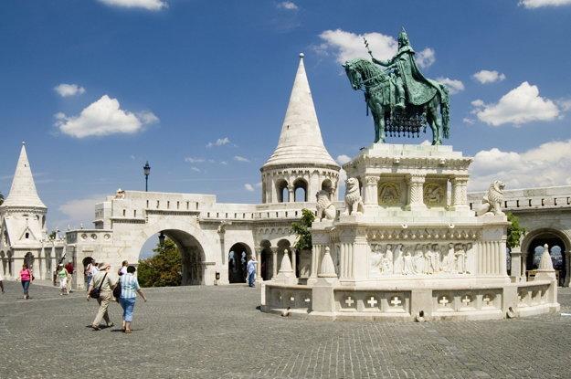 Budapešť, Rybárska bašta.