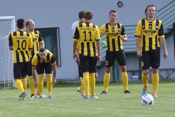 Na hráčov Oravského Veselého čaká futbalový sviatok.