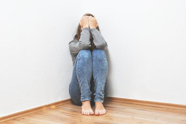 Negatívny jav. Sebapoškodzovanie je v posledných rokoch doménou dievčat.
