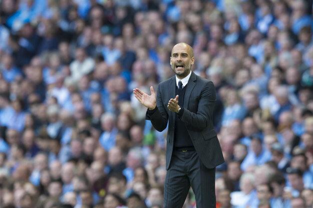 Pep Guardiola sa s Manchesterom City v Lige Majstrov predstaví premiérovo.