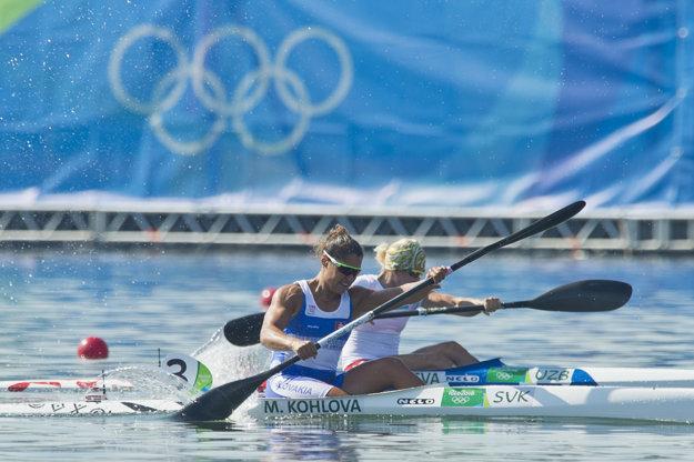 Martina Kohlová o medailu nezabojuje.