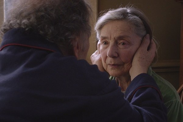 Záber z filmu Láska.