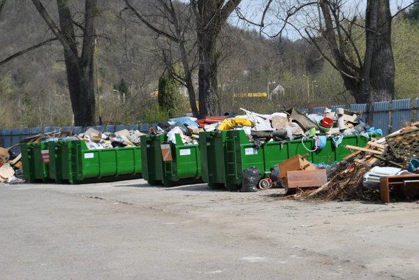Odpady. V Prešove sa hrá o veľa.