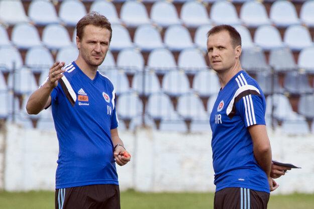 Trénerská dvojica zo Srbska verí, že v Slovane bude úspešná.