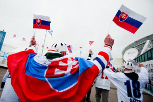 Fanúšikovia môžu slovenských hokejistov počas zápasov spoločne povzbudzovať v centre Prievidze.