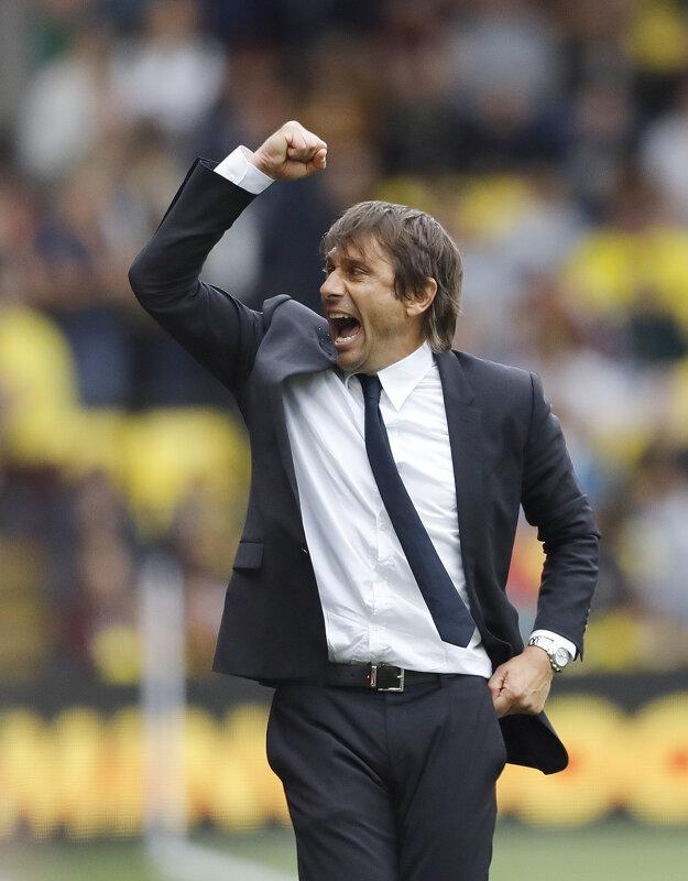 V Chelsea dúfajú, že Conte si prenesie úspechy z Juventusu aj do Anglicka.