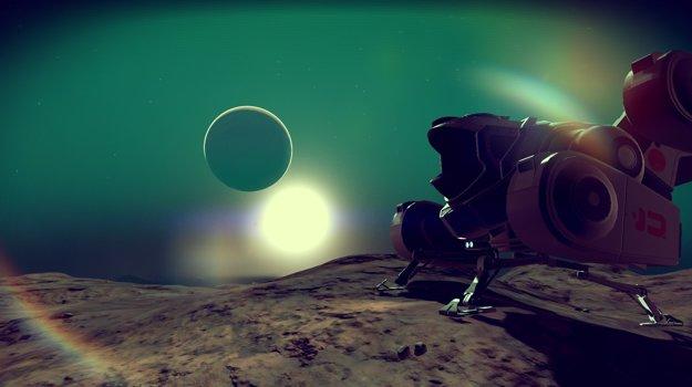 Aj vesmírne lode, ktoré môžete v hre nájsť sú rôznorodé