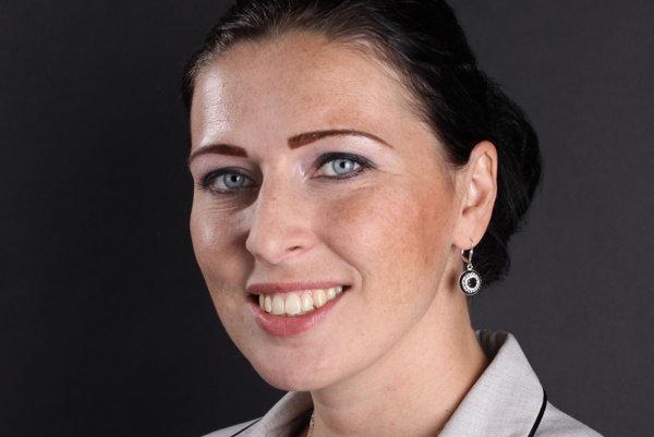 Dana Petranová, dekanka Fakulty masmediálnej komunikácie UCM v Trnave.