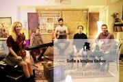 Itcho Pčelár s kapelou svoju novinku predstaví zajtra o 20. hodine v mestskom parku na Sihoti.
