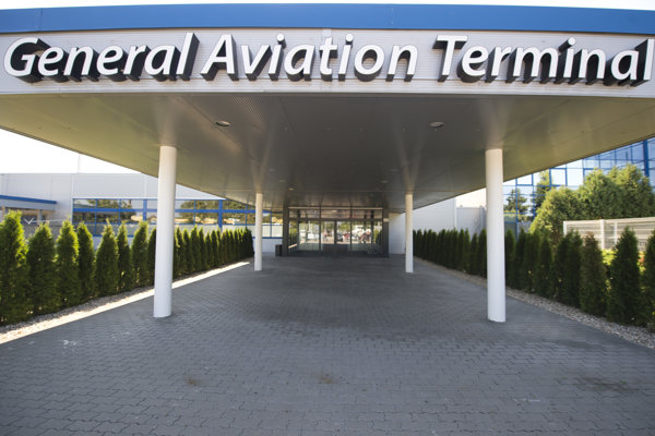 Letisko ukázalo nový exkluzívny terminál.