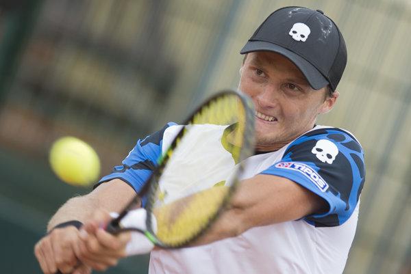 V kvalifikácii mal Jozef Kovalík šťastie. To mu už ale v 1. kole hlavnej súťaže nepomohlo.