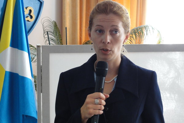 Alžbeta Esterková zarobí 1 731 € mesačne.