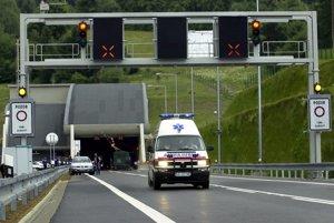 Tunel Branisko. Druhá rúra je vraj nevyhnutná.