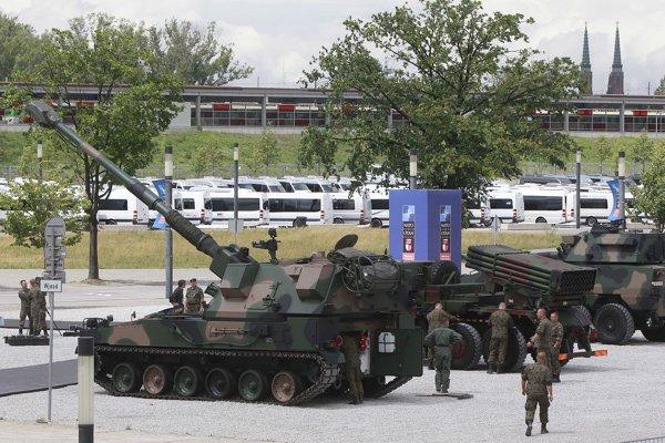 Budú poľské tanky slúžiť nielen NATO ale aj armáde EÚ?