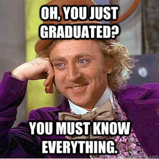 Gene Wilder ako sarkastický Willy Wonka. Práve si skončil školu? To musíš vedieť všetko.