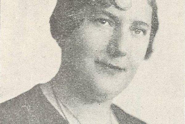 Irena Molecová-Vagačová.