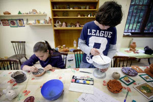 Deti môžu prázdniny prežiť pri zaujímavých aktivitách.