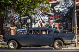 Mnohí Kubánci Fidela ľúbia. Veria, že to s nimi myslel dobre.