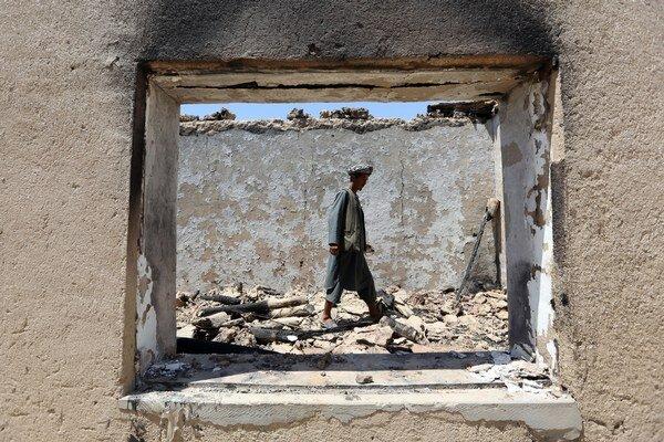Boje proti Talibanu pokračujú aj po odchode spojeneckých armád.