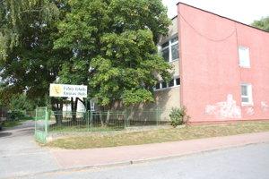 Spojená škola J.A. Komenského. V novom školskom roku tu budú chodiť aj škôlkari.