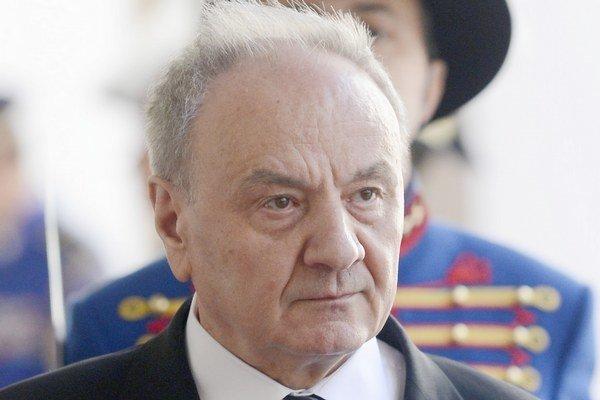 Prezident Nicolae Timofti.