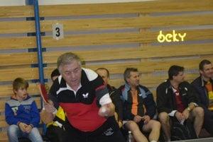 Jaroslav Dzubák bol najlepší vkategórii nad 60 rokov.