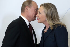 Clintonová nebola kPutinovi vždy len kritická.