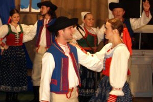 Zimné slávnosti folklóru budú v sobotu od 18. hodiny v Pravenci.