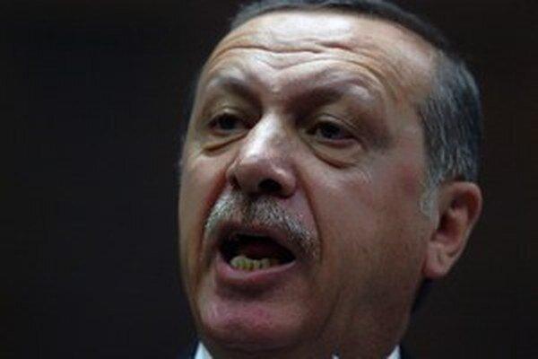 Turecký prezident Recep Tayyip Erdogan. Jeho exporadca je medzi obvinenými tureckými špehmi.