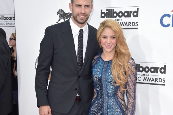 Shakira s partnerom Gerardom Piquém
