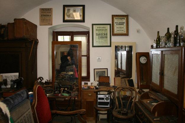Múzeum v soľnom úrade v Haliči.