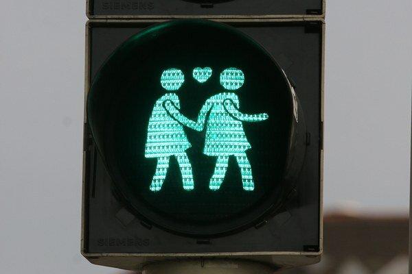 Nové semafóry.