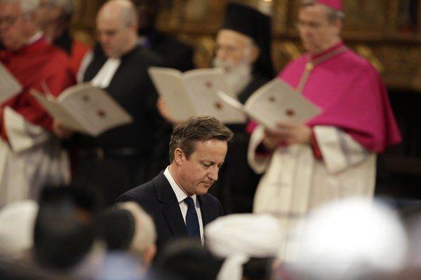 David Cameron vylúčil konanie ďalšieho referenda o nezávislosti Škótska v dohľadnej dobe.