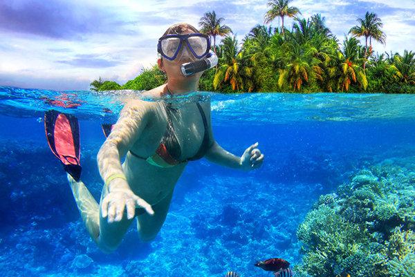 Punta Cana v Dominikánskej republike si zamilujete.