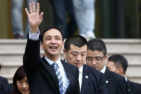 Eric Ču (vpredu).
