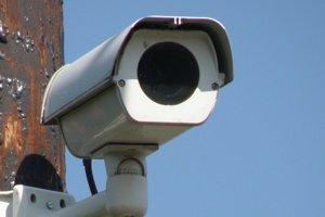 Kamery snímajú lokality, ktoré sú z hľadiska priestupkov kolízne.