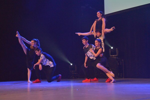 Tanečný klub oslavoval 35. výročie založenia.