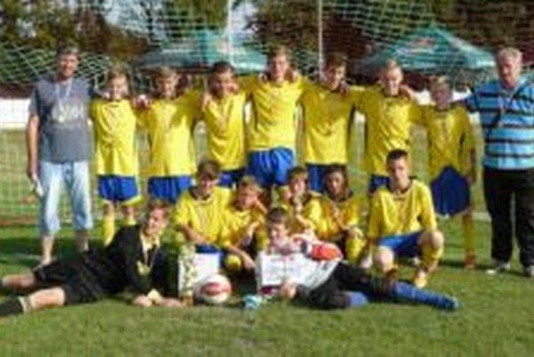 Urmince vyhrali turnaj v Bošanoch.
