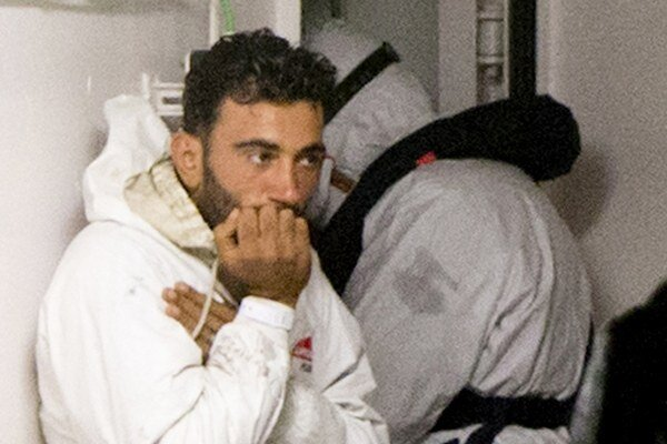 Kapitán lode Muhammad Alí Malík okrem iného čelí aj obvineniu z mnohonásobného zabitia.