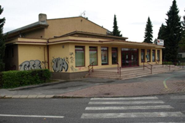 Prievidzské kino Baník.
