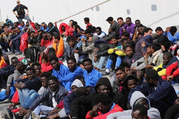 Len stabilná situácia v Líbyi zabráni, aby severoafrickú krajinu využívali pašeráci migrantov, na ktorých zastavenie je potrebná medzinárodná spolupráca.