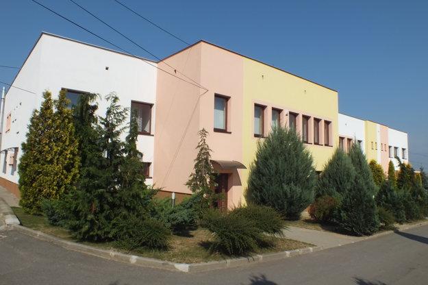 Obecný úrad v Cejkove.