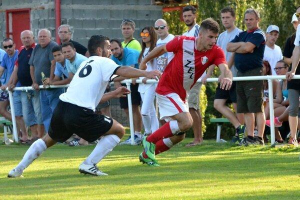 Medzi ťaháky 6. kola IV. ligy nepochybne patrilo derby medzi Turčianskou Štiavničkou a Belou.