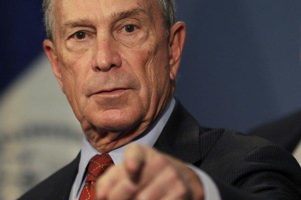 Bloomberg stál na čele New Yorku tri funkčné obdobia.